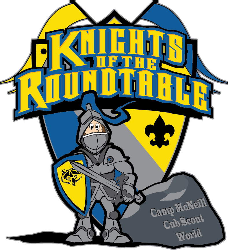 Cape fear council for 12 knights of the round table and their characteristics