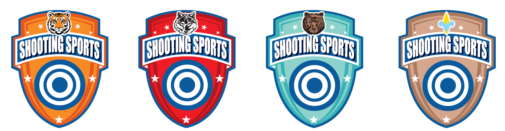 Image result for shooting sports awards cub scouts