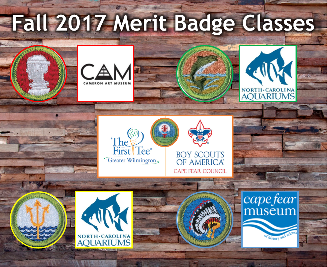 worksheet Golf Merit Badge Worksheet fall 2017 png we have been working hard to line up lots of programs for our boy scouts and leaders this youll see merit badge opportunities youth training